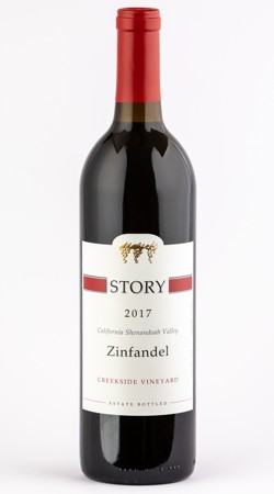 2017 Creekside Zinfandel